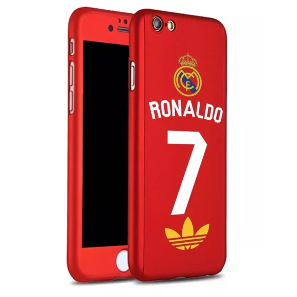 promo code 9ad1d e5678 Cristiano Ronaldo 360 phone case cover iphone X Xs